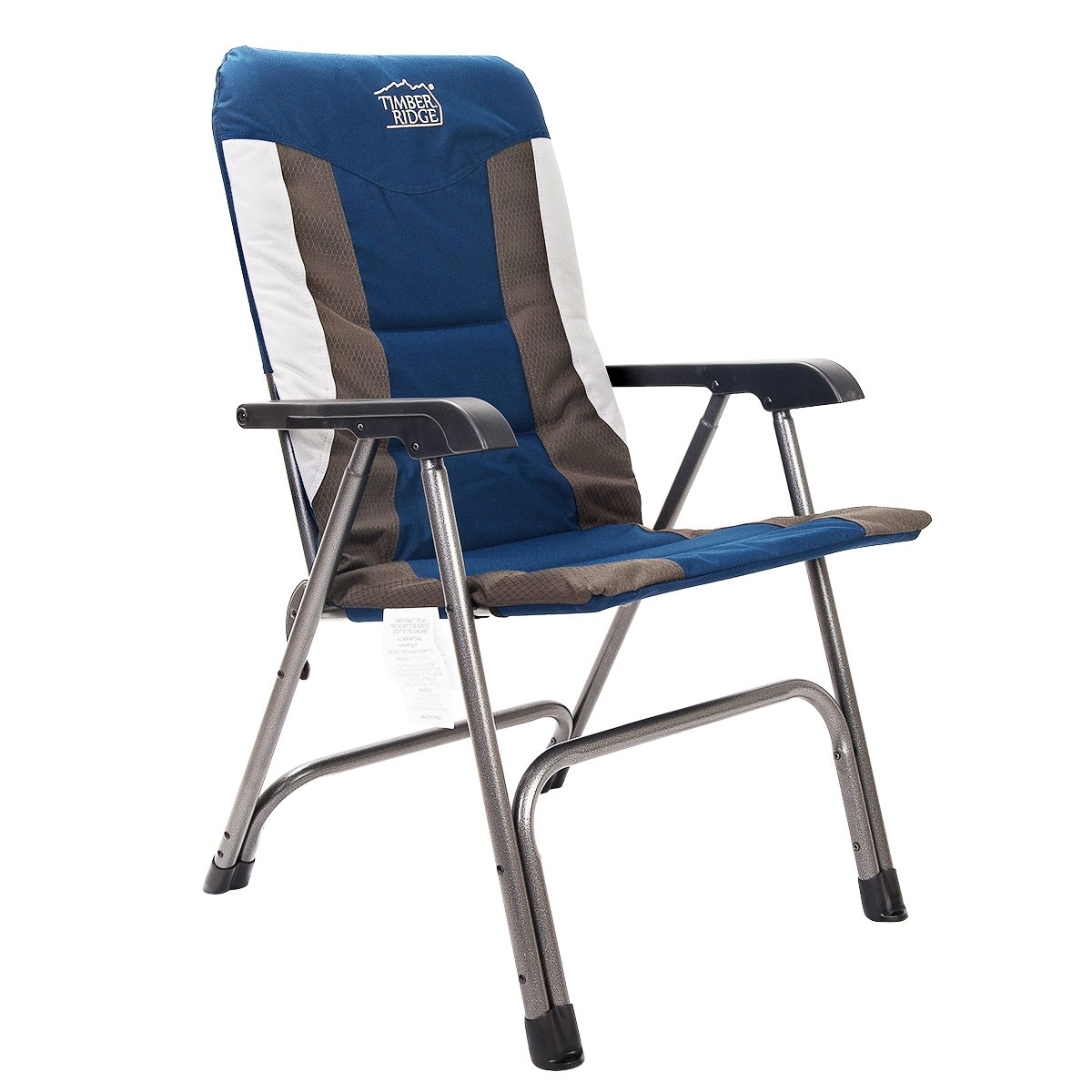 4. Timber Ridge Camping Chair Portable High Back