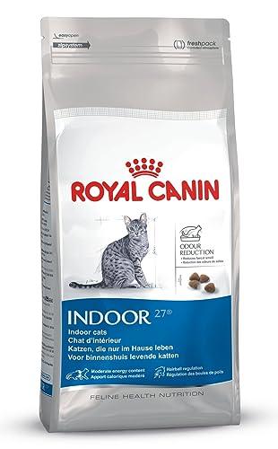 royal canin cat food indoor 27 400 g pet supplies. Black Bedroom Furniture Sets. Home Design Ideas
