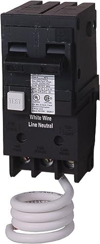 QE230 30-Amp Double Pole 240-Volt Ground Fault Equipment Protection Circuit Breaker