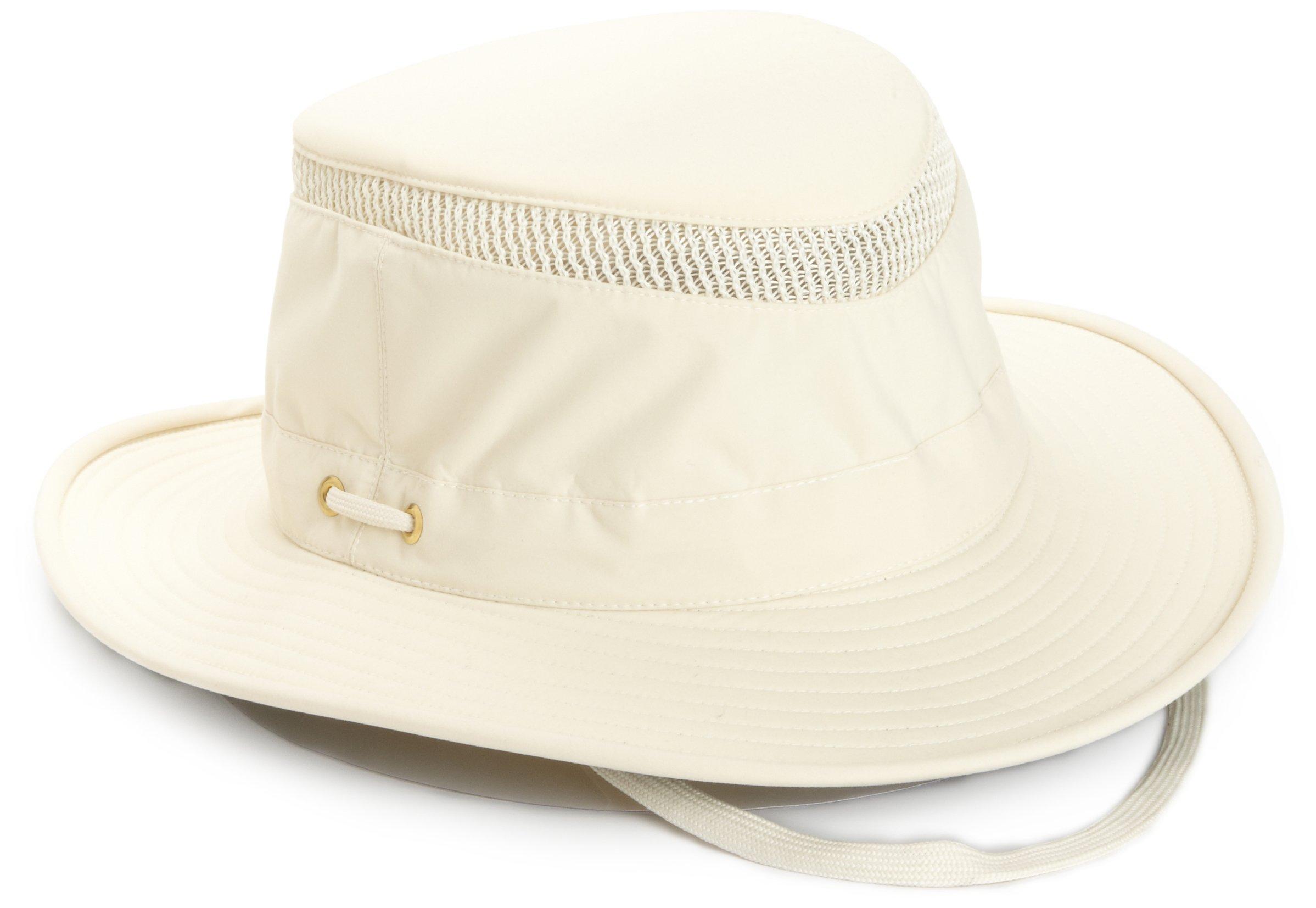 Tilley Endurables LTM5 Airflo Unisex Natural Green Hat, 7 3/4