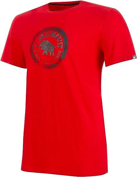 Mammut Seile Camiseta Hombre