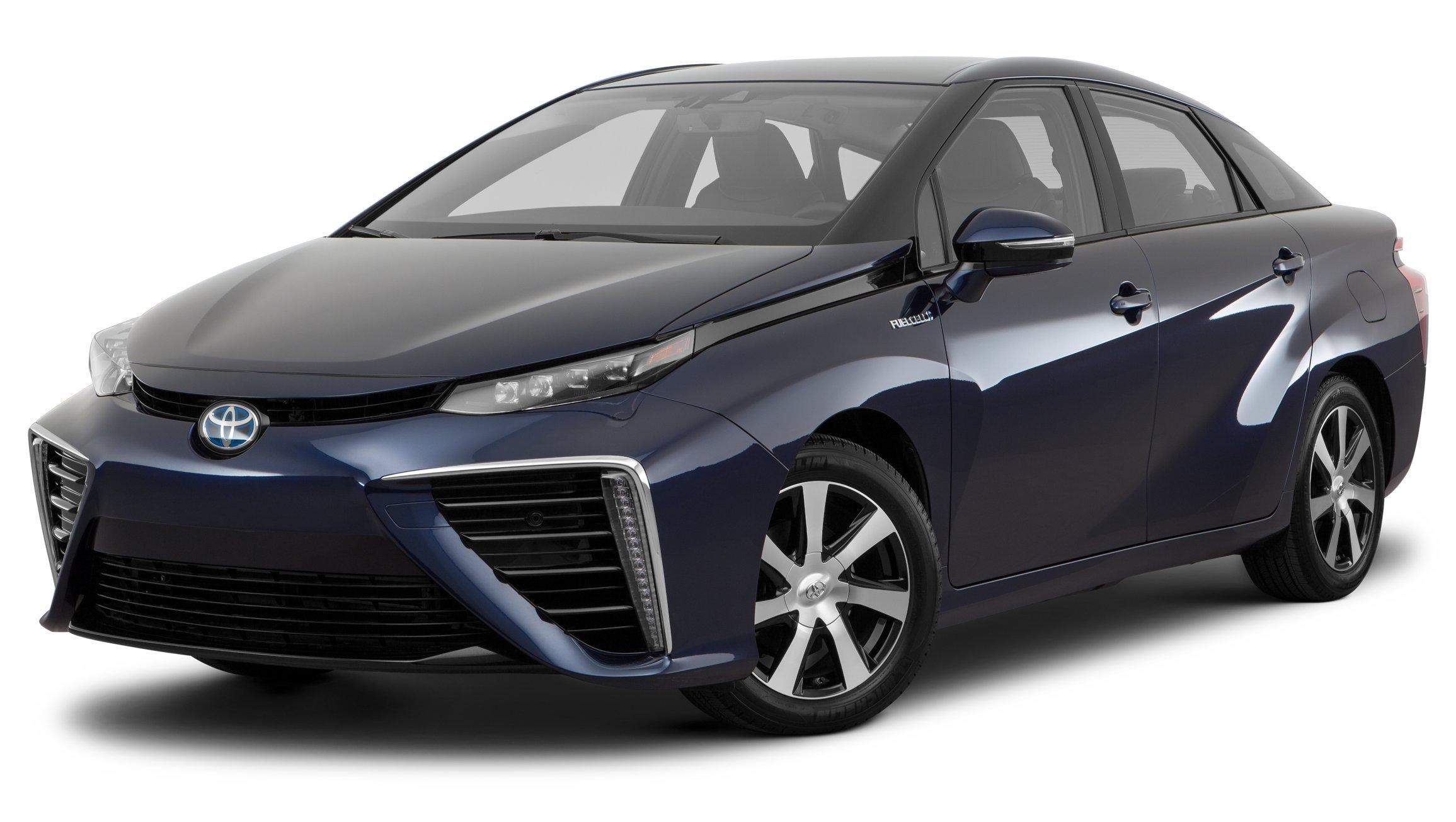 2016 toyota mirai 4 door sedan
