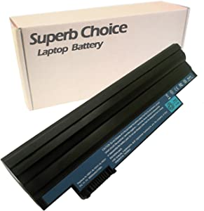 Superb Choice 9-Cell Battery Compatible with ACER Aspire one D255-2691