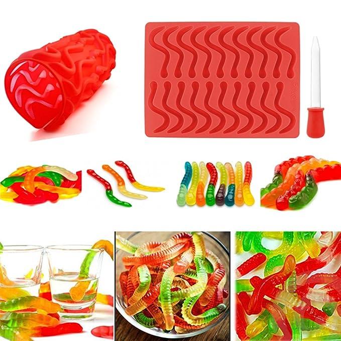 1 Stück Silikonform Eis Form Gummi Süßigkeiten Form