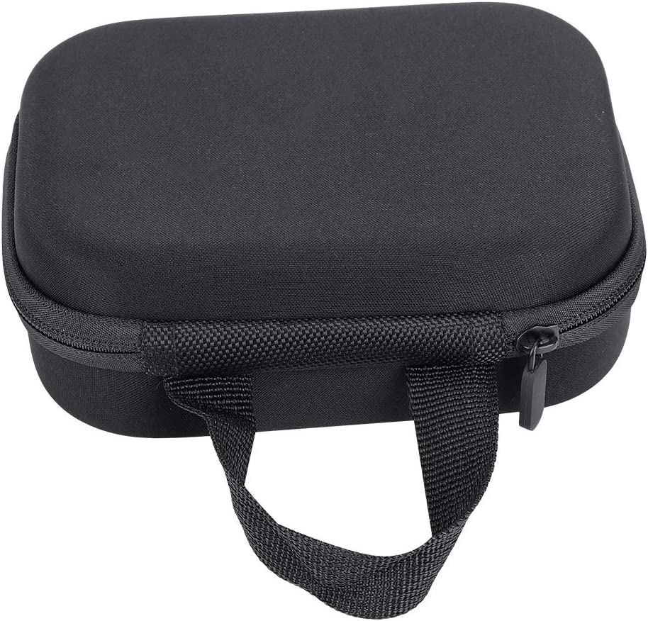 Mugast Mini Camera Bag,Small Portable Camera Protective Case with Double Zipper,Shockproof Carry Storage Box for Gopro Hero 4//5//6. 6.51216cm
