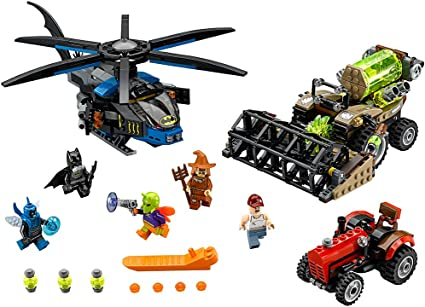 BRAND NEW DC Super Heroes 76054 Lego Scarecrow Minifigure