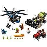 LEGO Super Heroes 76054 Batman: Scarecrow Harvest of Fear Building Kit (563-Piece)