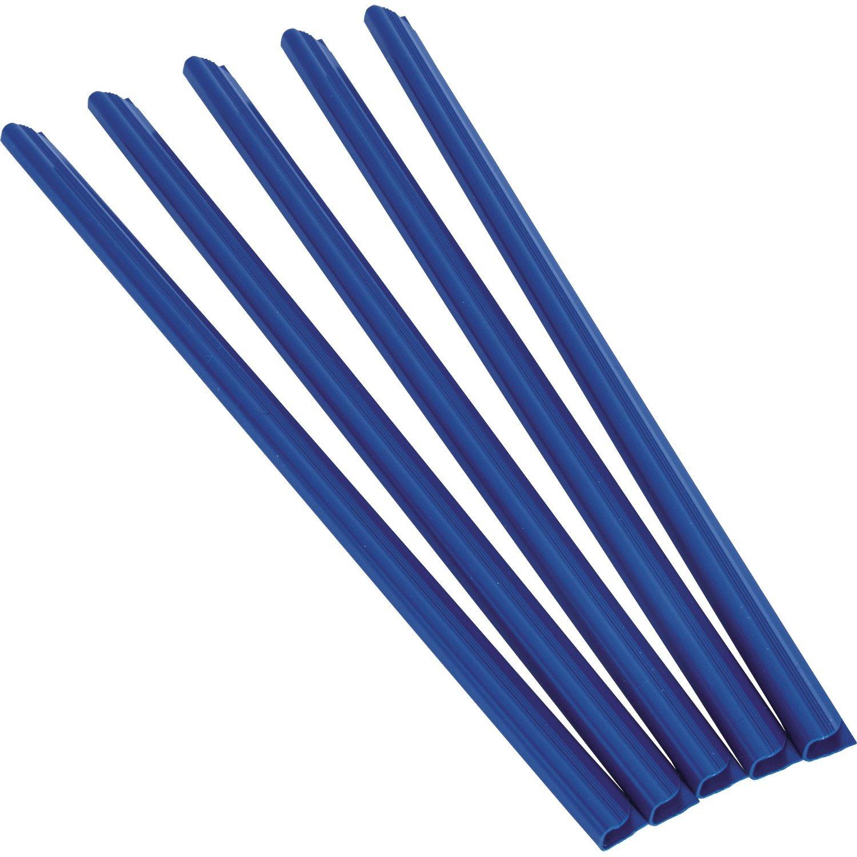 Fellowes 53832 Relido Binderü cken (rund) fü r Prä sentationen ohne Maschine, blau