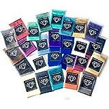BLACK DIAMOND PIGMENTS 26 Color 2g Each Variety Pack 1 Mica Powder Pigment (Epoxy,Resin,Soap,Plastidip)