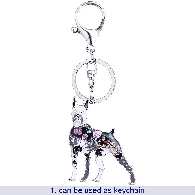 Amazon.com: luckeyui perro Boxer Collar Regalos para los ...