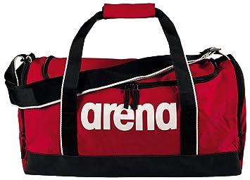 arena Spiky 2 Medium Mochila, Unisex Adulto, Rojo (Red/Team), 36x24x45 cm (W x H x L)