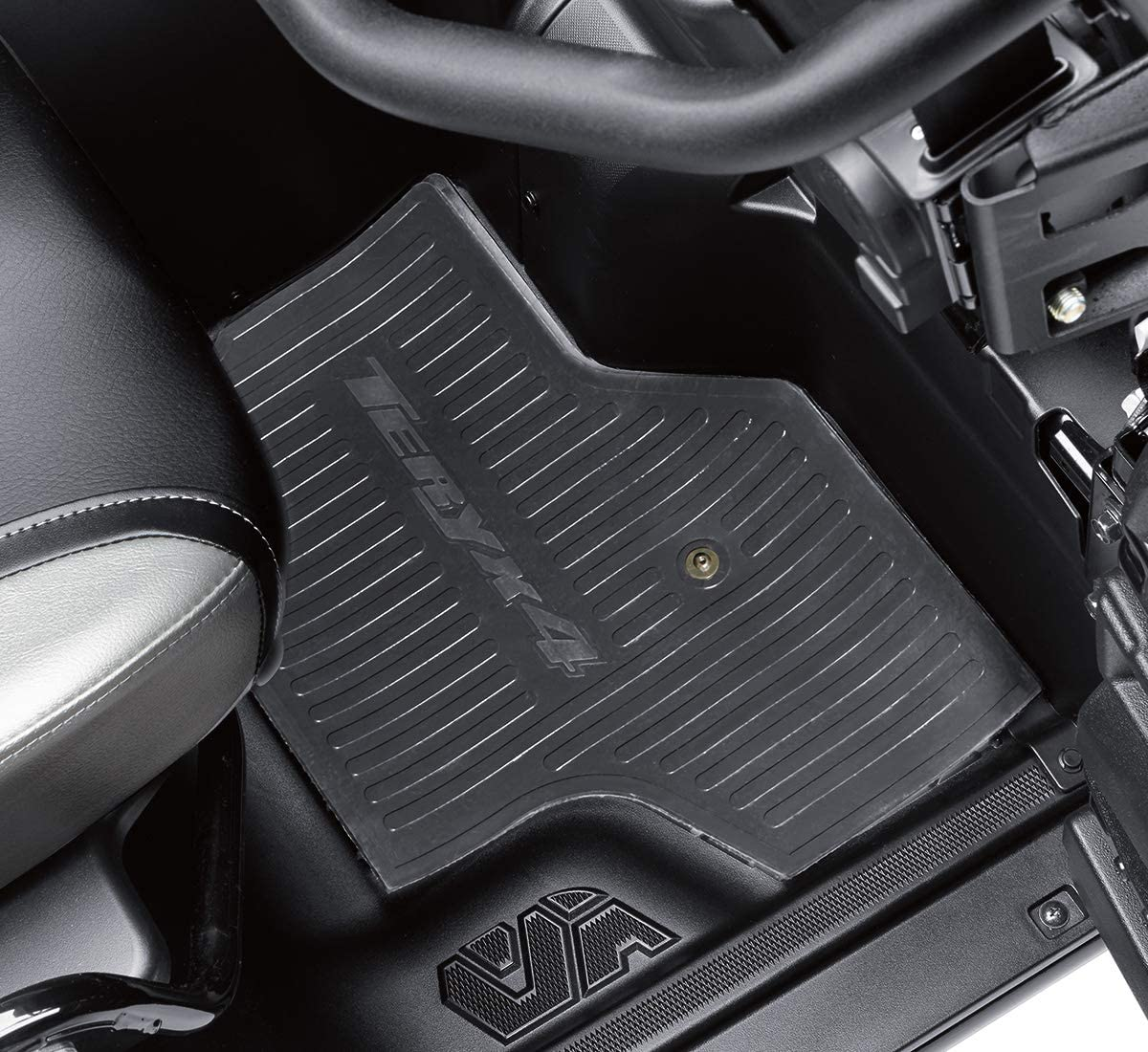 OEM KAWASAKI TERYX 4 2012-2019 Front Floor Mat Set TX750-064