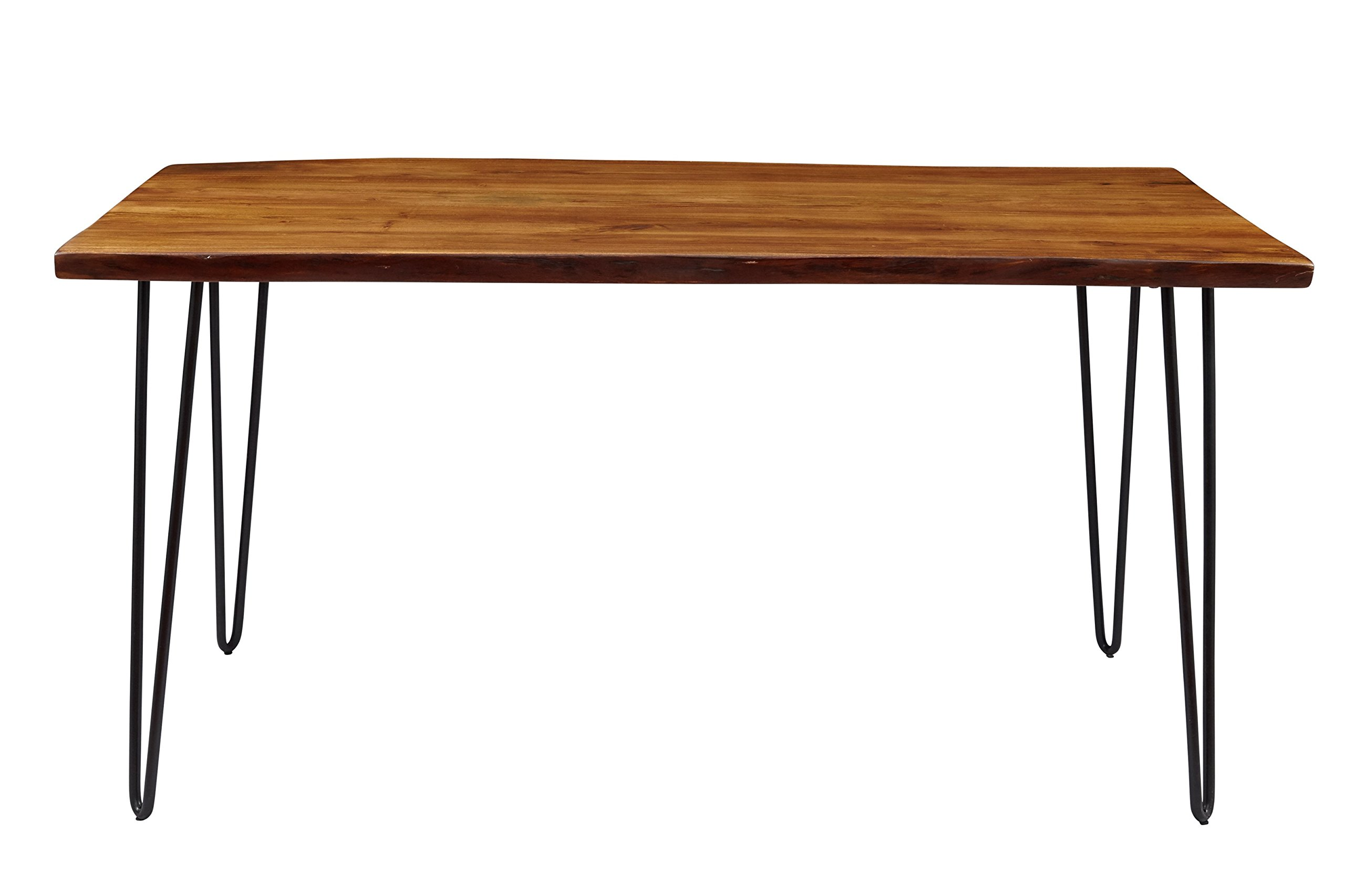 60 in. Wooden Dining Table