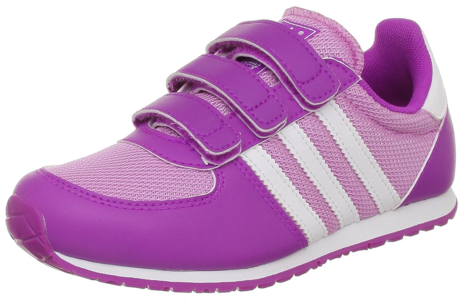 adidas Originals Adistar Racer Cf C, Baskets mode mixte enfant - Rose  (Vivid Pink S13), 35 EU  Amazon.fr  Chaussures et Sacs 3df120a73863