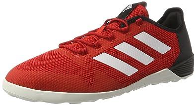adidas Ace Tango 17.2 in, Chaussures de Soccer intérieur Homme - Rouge (Rojo/ftwbla/Negbas), 39.3333333333333 EU