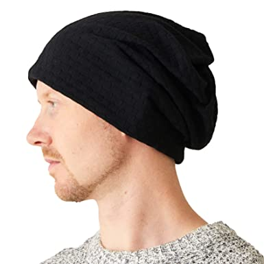 4a09fe742f3 Amazon.com  Organic Cotton Slouch Beanie
