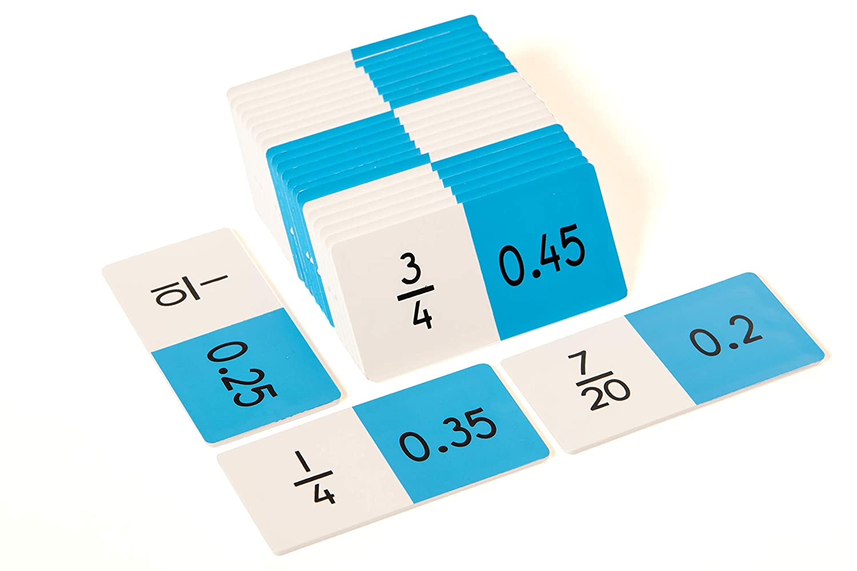 Learn Well T1220 Domin/ó de equivalencia de fracci/ón-Decimal