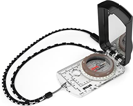 transparent Einheitsgr/ö/ße Silva Kompass 70un