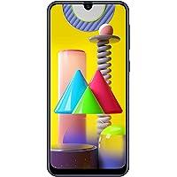 Samsung Galaxy M31 Dual SIM Smartphone, 128 GB, 6 GB RAM, 4G LTE - Black