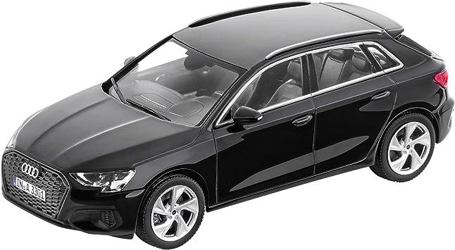 Audi 5011903032 Modellauto 1 43 Miniatur A3 Sportback Modell Schwarz Auto