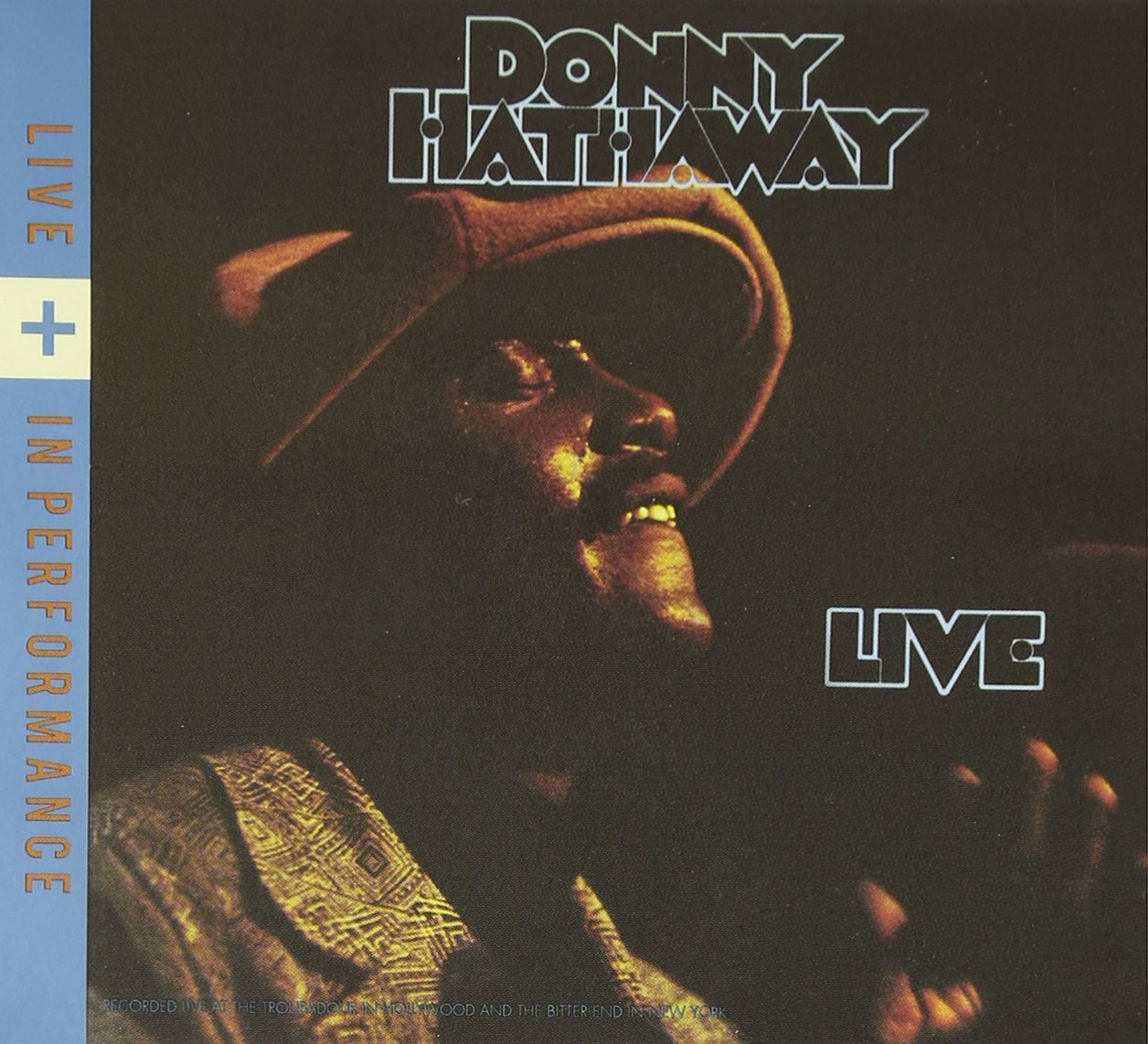 Live + In Performance [2 CD]