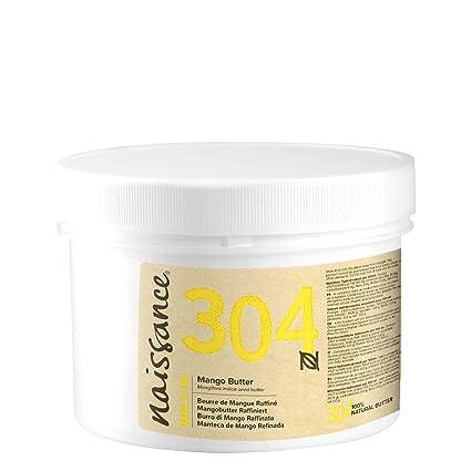 Naissance Manteca Natural de Mango 250g - Refinada, vegana y no OGM