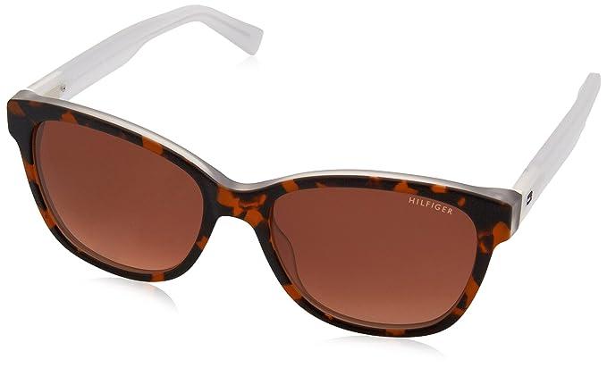 Tommy Hilfiger Damen TH 1363S 63 K2W 54 Sonnenbrille, Braun