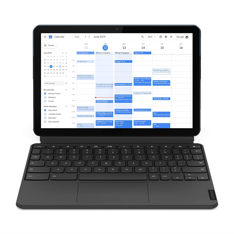 Lenovo 300E 11.6 Touchscreen Laptop Intel Celeron N4020