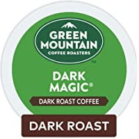 Green Mountain Coffee Roasters Dark Magic Keurig Single-Serve K-Cup Pods, Dark Roast Coffee, 72 Count