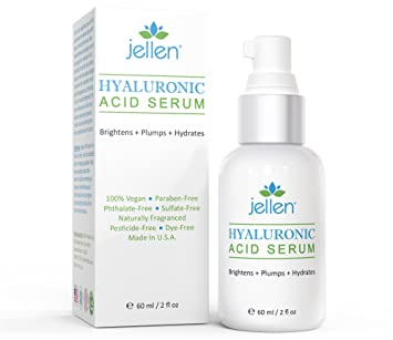 AllVia- Hyaluronic Acid Serum 2 fl oz Palmers Sunscreen Eventone Facial Milk Foaming Cleanser