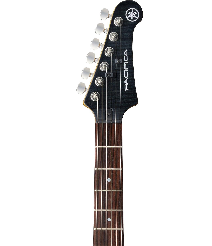 YAMAHA PACIFICA 611 HFM TBL Guitarra Electrica: Amazon.es: Instrumentos musicales
