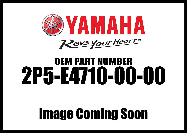 Yamaha 2P5-E4710-00-00 MUFFLER ASSY 1; 2P5E47100000