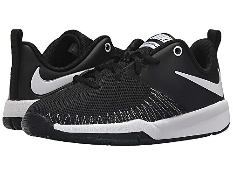 29c89dcce Amazon.com | Nike Kids Team Hustle D 7 Low Little Kid Black/White Boys Shoes  | Running
