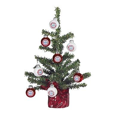 Künstlicher Weihnachtsbaum München Kaufen.Fc Bayern München Weihnachtsbaum Neuheit 2015 2016 Amazon De