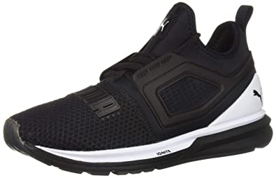 48e504f9dee06a PUMA Women s Ignite Limitless WN s Sneaker Black White