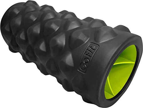 GoFit Extreme Massage Go Roller – Massage Bar and Training Manual