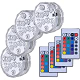 Amazon Com Led Lights Tbc Submersible Battery Operated