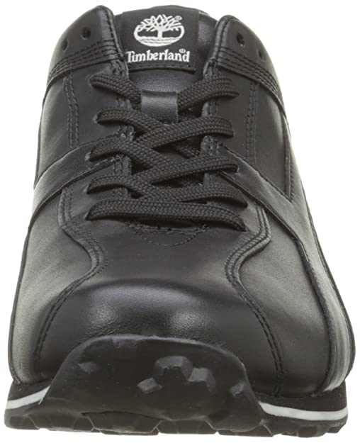 Timberland Trainer Low Brown CA152W, Basket 46 EU: Amazon