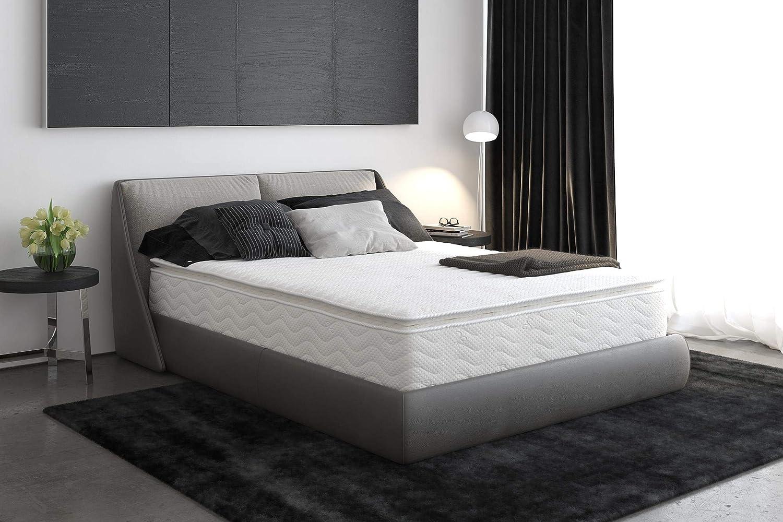 Signature Sleep Contour Hybrid 12 Coil Memory Foam Mattress, Full
