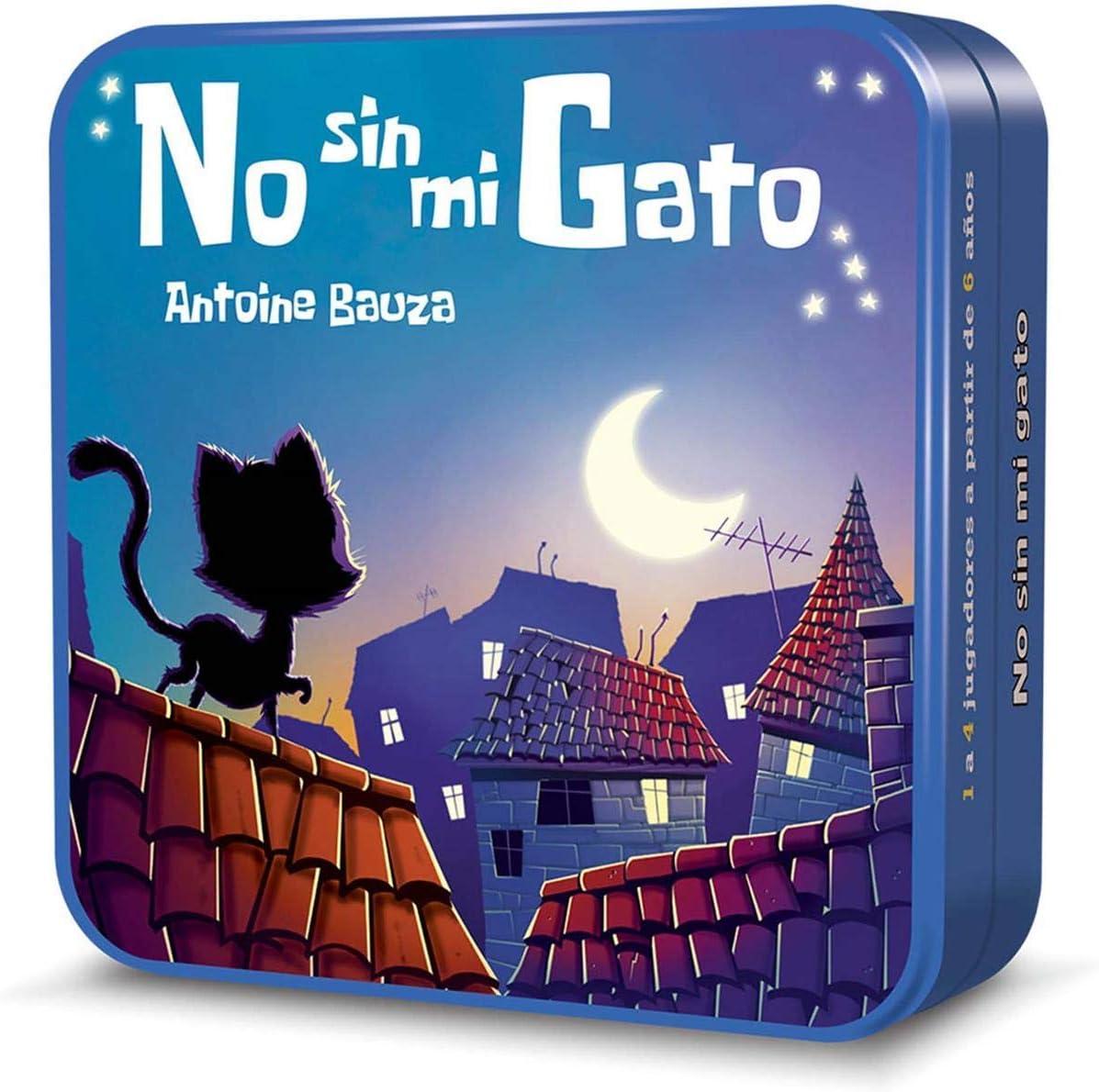 Cocktail Games-No sin mi Gato, Multicolor (Asmodee 1): Amazon.es: Juguetes y juegos