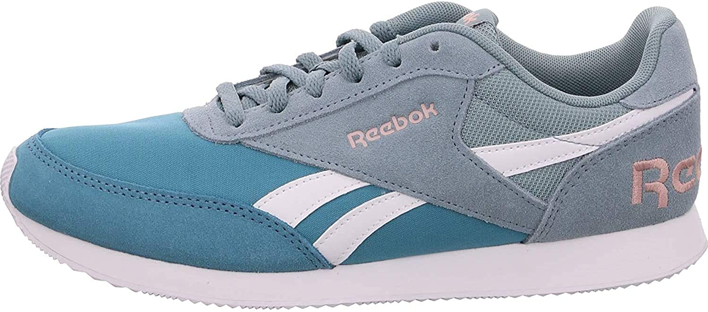 Reebok Royal Cl Jogger 2, Scarpe Da Trail Running Donna Multicolore Grigio Mineral Mist Azzurro Teal Fog Rosa Smoky Rose Bianco 000