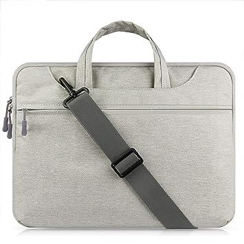 Vdual 15.4 Pulgadas Impermeable Funda para Ordenador Portátiles/15 MacBook Pro/Pro Retina,