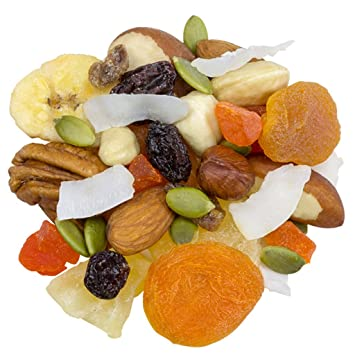 Truly Good Foods California Mix   Trail Mix   Dried Fruits   Nuts - 1lb bag