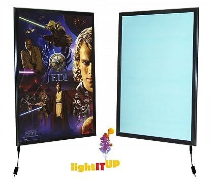 Amazon com: Movie Poster Led Light box Display Frame Cinema