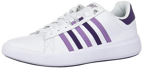 a978286914128 K-Swiss Women's Pershing Court Light CMF Sneaker