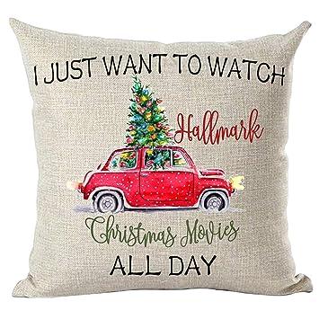 Amazon.com: Ramirar - Funda de almohada decorativa para ...