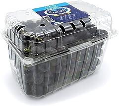 Black Seedless Grapes, 2 lb