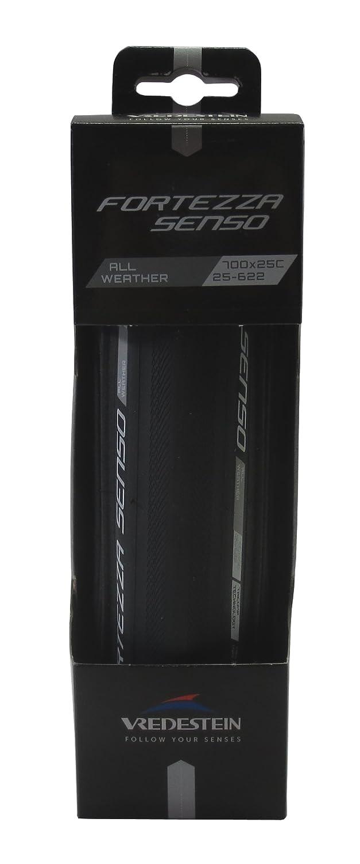 Vredestein V13 Cubierta Plegable, Unisex Adulto, Negro, 700 x 25: Amazon.es: Deportes y aire libre