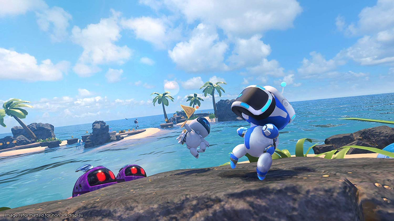 Amazon.com: Playstation VR - Astro BOT Rescue Mission + Moss ...