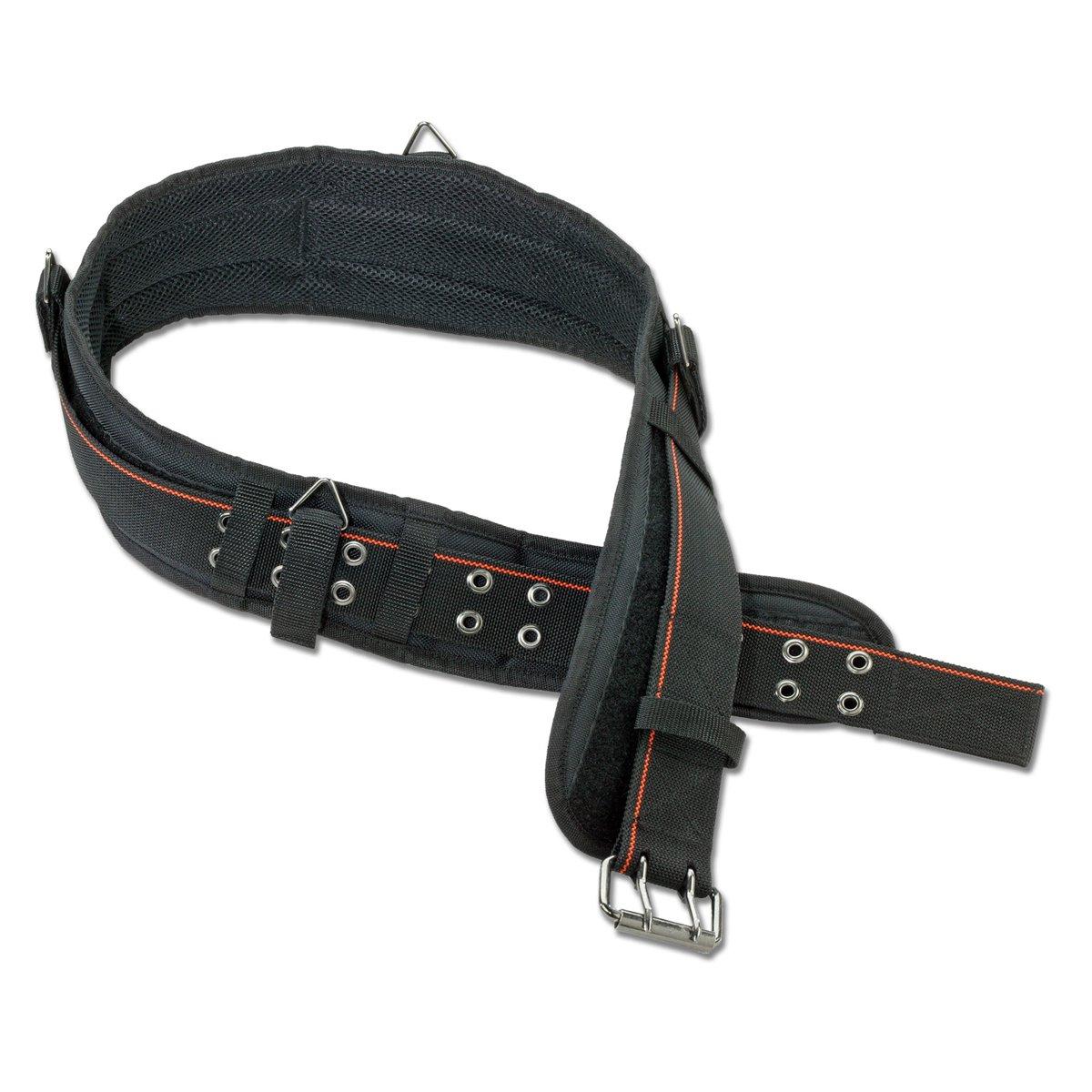 Ergodyne Arsenal 5550 Foam Padded Adjustable Tool/Work Belt, 2X-Large, Black